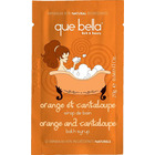 Que Bella Orange & Cantaloupe Bath Elixir