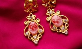 Earrings Review Video - Cheap Online Earring Buy Jewelry BornPrettyStore Prachi Agarwal