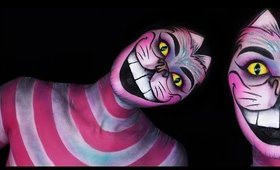 Cheshire Cat Makeup ✧ Wonderland Series ✧ Courtney Little