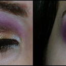 Uma Thurman Inspired Make Up