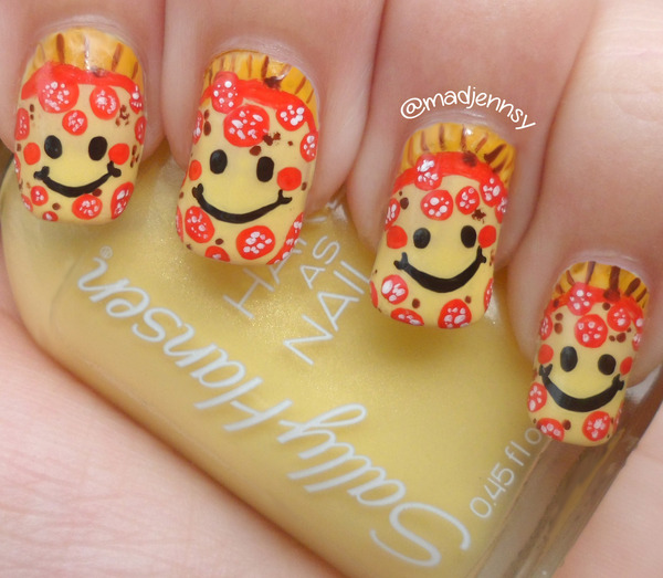 Smiley nails coupon