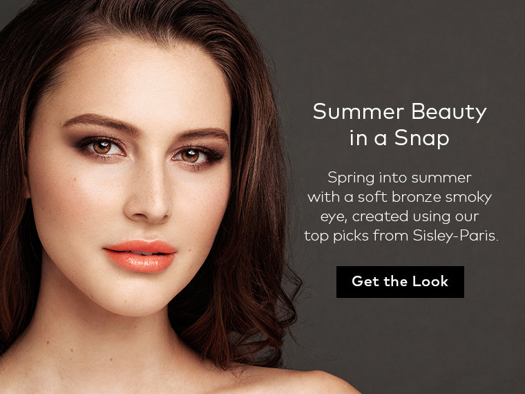 Summer Beauty in a Snap, featuring Sisley-Paris