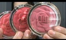 New Milani Roses Blush Spring 2014 Review and Swatches