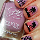 A Cute Tropical Look with Julie G Dream in Pretty and Julie's Fave