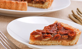 Beauty Detox: Heart-Healthy Pecan Pie