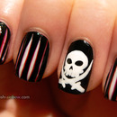 Pirate nails!