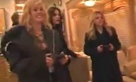 Behind the scenes - Lipton Commercial with the Dixie Chicks