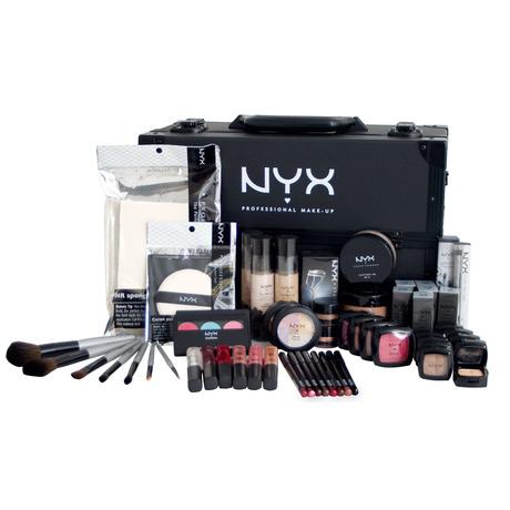 nyx cosmetics makeup artist starter kit b beautylish