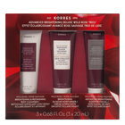 Korres Advanced Brightening Deluxe Wild Rose Trio