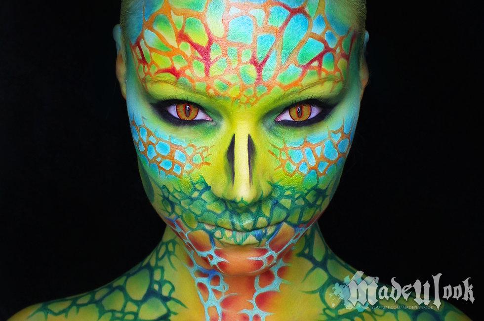 Terrifying Talents Lex Made Look Beautylish