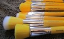 Review: Bdellium Tools Yellow Bambu Brush Series
