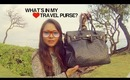 What's In My Travel Purse? - TheMaryberryLive