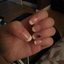 French manicure :)