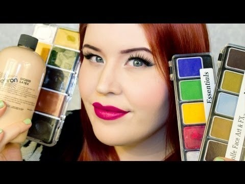 what the kit beginner special fx makeup kit