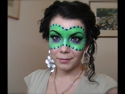 Masquerade Eye Makeup Ideas Halloween-series-masquerade- ...