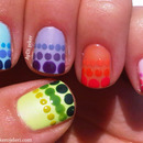 Colorful Polka Dots