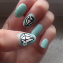 Diamond Nailart