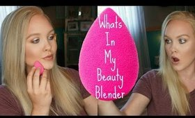WHAT'S IN MY BEAUTY BLENDER & 5 WAYS TO USE IT