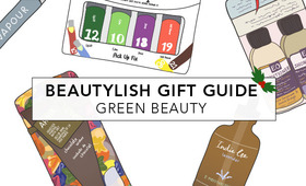 Beautylish Gift Guide: Green Beauty