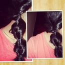 No-Braid/Side-Braid :)