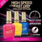 MILANI High Speed Fast Dry Nail Lacquer
