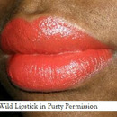 Wet N Wild Lipstick In Purty Permission
