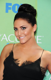 Cassie Scerbo at the Teen Choice Awards