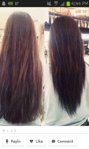 Should I Get My Hair V Shaped Beautylish