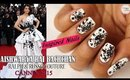 "Aishwarya Rai: Cannes Film Festival ""Ralph & Russo"" Couture Inspired Nail Art"
