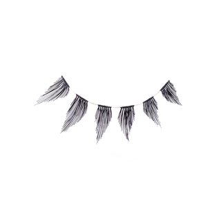 False Eyelashes Porcelain