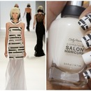 B&W Stripe Out: Inspired by Carmen Marc Valvo NYFW Spring 2014