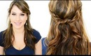 Cute Twist & Braid Hair Style