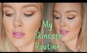 Skincare Routine | How I Am Acheiving Flawless Skin | Dry Skin, Acne Scars, Dark Spots