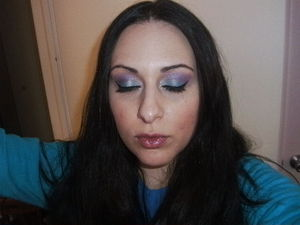 FOTD 10/29/11 - Check out my blog for list of products used! http://missdawn1012.blogspot.com