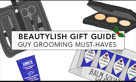 Beautylish Gift Guide: Guy Grooming Must-Haves