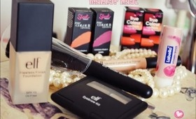 Collective Makeup Haul: Garnier, Labello, Sleek Makeup and ELF Cosmetics!