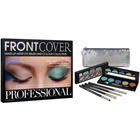 FrontCover  Make-up Artist Eye Brush and Colour Collection