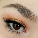 Retro Glam Eye Look with Rimmel ScandalEyes