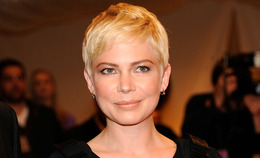 Met Costume Institute Gala Beauty: Michelle Williams