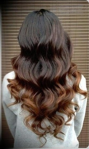 Dark Hair Ombre Pinterest