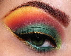 Inspired by Phoenix of the X-Men. Re-uploading with watermark. 