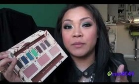 New makeup tutorial using The Paris palette!! =D