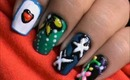 3D nail art pens- design ideas, cost, nail art designs, price and easy nail designs for beginners