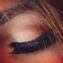 "Nicki Minaj ""freaks"" inspired (eye)"