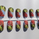 Autumn Scene Nail Set
