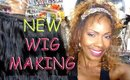 New Lace Frontal Wigmaking Project August 2015