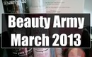 Beauty Army Kit - March 2013