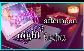 Night Routine for School 2014
