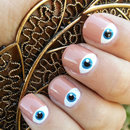 Bright Eyes Manicure