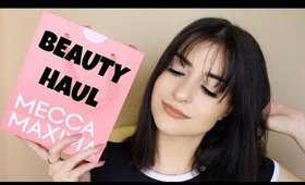 Makeup & Beauty Haul! | 2016 (Kylie Cosmetics, Mario Badescu, L'oreal, ABH etc.)
